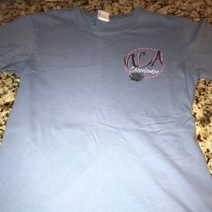 Tops - NCA cheer camp shirt